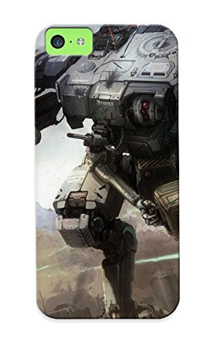 D3988924152 Dreaminghigh Awesome Case Cover Compatible With Iphone 5c - Mechwarrior Battletech