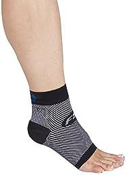 OrthoSleeve FS6 Compression Foot Sleeve, Black, X-Large