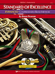 PW21FL - Standard of Excellence Enhanced Book 1 Flute