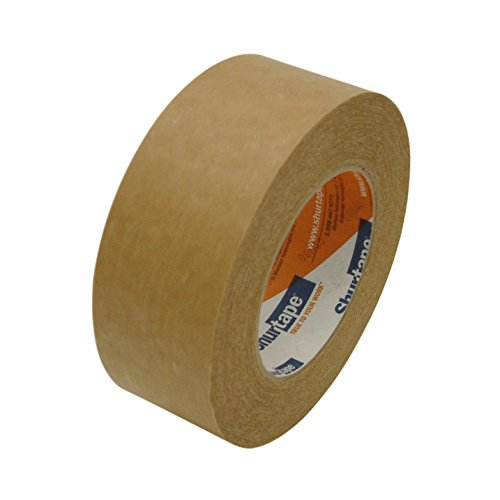 Shurtape FP-96 General Purpose Kraft Packaging Tape: 2 in. x 60 yds. (Kraft) (Paper Packaging Tape compare prices)