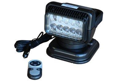 79514 Golight Wireless Remote Control LED Spotlight - 900' Beam - 36 watt High Power LED - Mag Mount (Wireless Remote Spotlight compare prices)