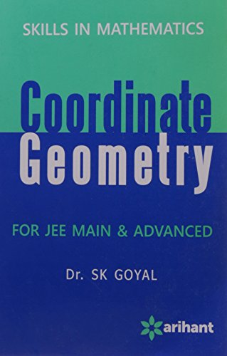 Skills In Mathematics - COORDINATE GEOMETRY for JEE Main & Advanced