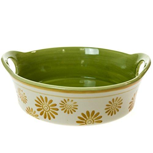 Stone Baking Dish : Oh gussie daisy stoneware baking dish large