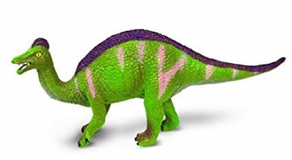 Geoworld Jurassic Hunters Corythosaurus Model by Jurassic Hunters (English Manual)