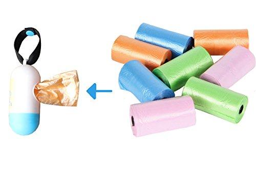Xidaje Affordable Outdoor Baby Portable Disposable Diaper Storage Plastic Discard Bag Radom front-204074