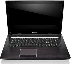 Lenovo IdeaPad G780 43,9 cm (17,3 Zoll) Notebook (Intel Core i5 3210M, 2,5GHz, 6GB RAM, 750GB HDD, NVIDIA GT 630M, DVD, Win 7 HP)
