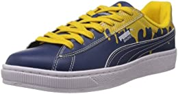 Puma Mens Basket City Sneakers B00IWKD0DO