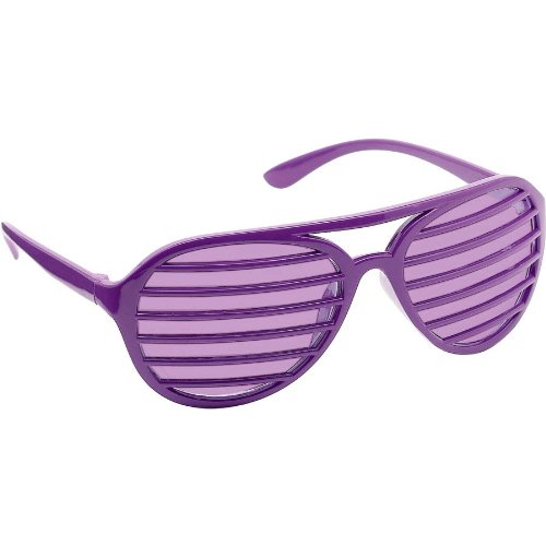 Purple Shudder Shades