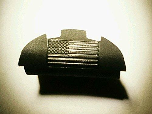 JP-8 Slug Plug Engraved with USA Flag; Fits Gen 4 GLOCK Pistols; Models 26,27, & 33 (Glock 27 Plug compare prices)