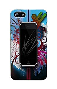 NAV PRINTED BACK COVER For Apple iPhone 5S / 5