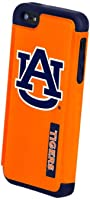 Click here to buy Forever Collectibles NCAA Auburn Tigers Dual Hybrid Hard Apple iPhone 5 5S Case by Forever Collectibles.