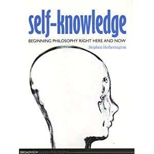 Self-Knowledge: Beginning Philosophy Right Here and Now