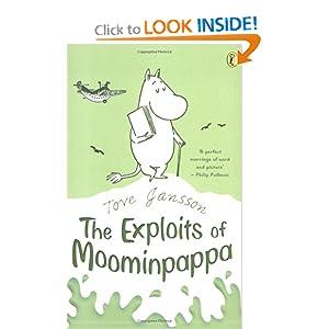 The Exploits of Moominpappa (Moomintroll)