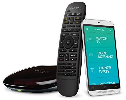Logitech Harmony Home Control - 8 Devices (Black)