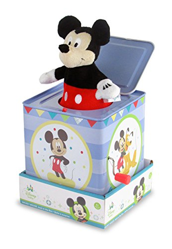 Kids Preferred Disney Mickey Jack-in-the-Box Instrument - 1