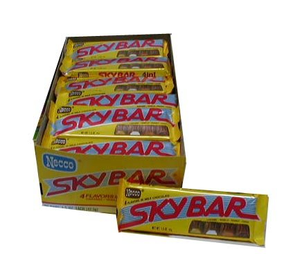 Necco Sky Bar 36 count