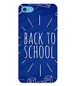 HiFi Designer Phone Back Case Cover Apple iPhone 6s Plus :: Apple iPhone 6s+ ( Back To School Quotes )