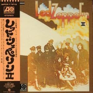 Led Zeppelin II [Ltd.Paperslee