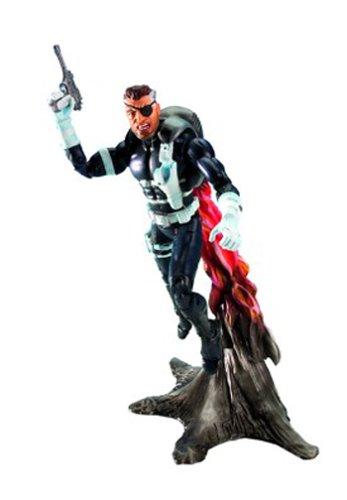 Marvel Legends Series 5 Nick Fury Action FigureB0000TEYXA