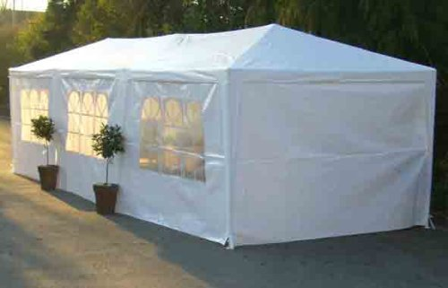 3m x 9m (10ft x 30ft) Marquee /  Party Tent / Gazebo