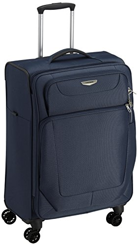 Samsonite Trolley Spark Spinner 67/24 Exp 86.5 liters Blu (Dark Blue) 59173_1247