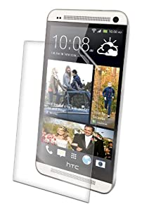 InvisibleShield for HTC One - Screen - Retail Packaging - Clear