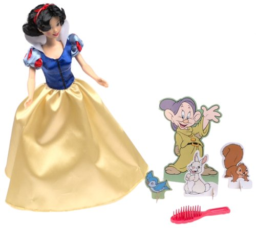 DISNEY Classics Snow White & the Seven Dwarfs Collectible Doll - Buy DISNEY Classics Snow White & the Seven Dwarfs Collectible Doll - Purchase DISNEY Classics Snow White & the Seven Dwarfs Collectible Doll (Disney Mattel, Toys & Games,Categories,Dolls)