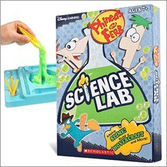 Phineas and Ferb Science