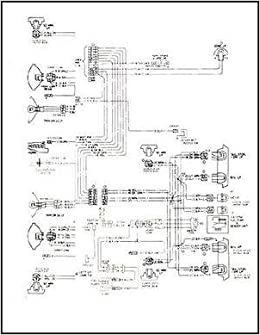 1968 pontiac gto headlight wiring diagram schematic 1968 pontiac gto dash wiring diagram
