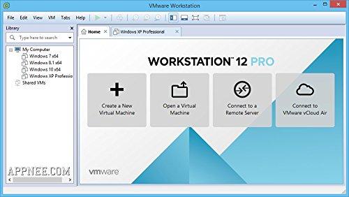 VMware WORKSTATION Professional v 12 (64Bit) Win/Linux (Vm Software compare prices)