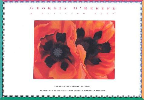 Georgia O'Keeffe: A Postcard Books (Running Press Postcard Books)