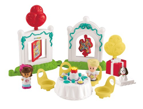 Fisher-Price CBY94 Little People Birthday Party - 1