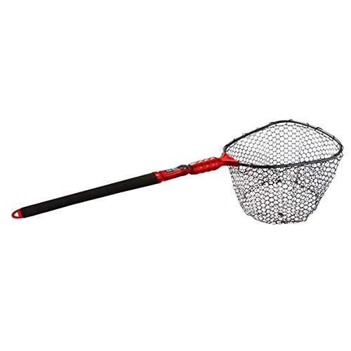 Ego s2 large 19 inch rubber net sporting goods outdoor for Ego fishing net