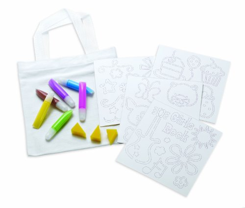 Manhattan Toy Groovy Girls Paint-it-Cool Bag - 1