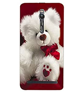 ASUS ZENFONE 2 TEDDY Back Cover by PRINTSWAG
