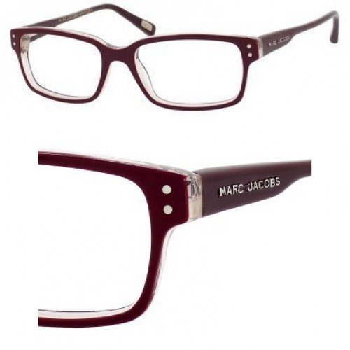 Marc Jacobs Eyeglasses Marc Jacobs 338 0S2P Burgundy Sand Opal