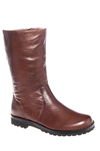 Warm Me Up Casual Low Heel Boot