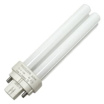 Philips 383273 - PL-C13W/35/4P/ALTO Double Tube 4 Pin Base Compact Fluorescent Light Bulb