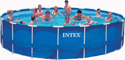 Best Buy Replacement 18 X 48 Intex Metal Frame Set Pool