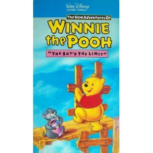 Winnie the Pooh 8: Sky's the Limit [Import]