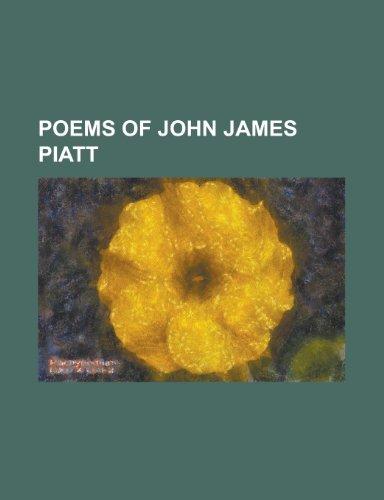 Poems of John James Piatt