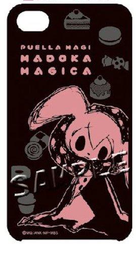 魔法少女まどか☆マギカ iPhone4/4Sカバー お菓子の魔女
