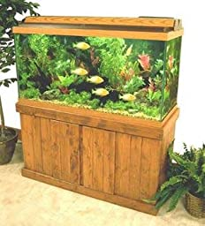 Perfecto Manufacturing APF68482 Majesty Stand for Aquarium, 48 by 18-Inch, Oak