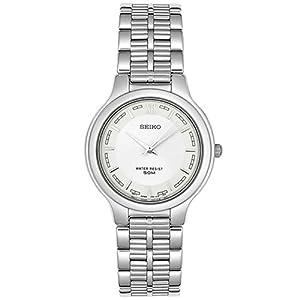 Seiko Men's SFWN69 Stainless Steel Watch [Watch]