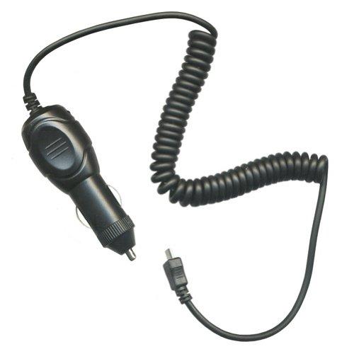 Bluetrade Cavo di carica per auto MicroUSB per HTC HD2, Blackberry 8220 9500 8900, Nokia N96, N97, N97 Mini, X6