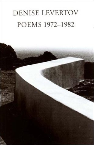 Poems 1972-1982, DENISE LEVERTOV