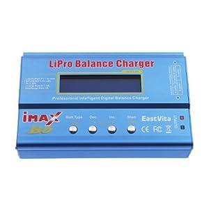 Eastvita® Imax B6 OEM Battery Balance Charger for 1-6 Cell Lipo, Li-ion, Life (A123), Pb, 1-15 Cells Nicd and Nimh Batteries