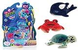 Ocean In My Pocket New Borns Blister Pack 4