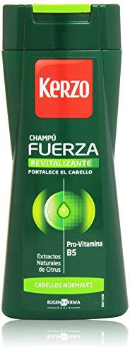 Kerzo Shampoo, Fuerza Revitalizante, 250 ml