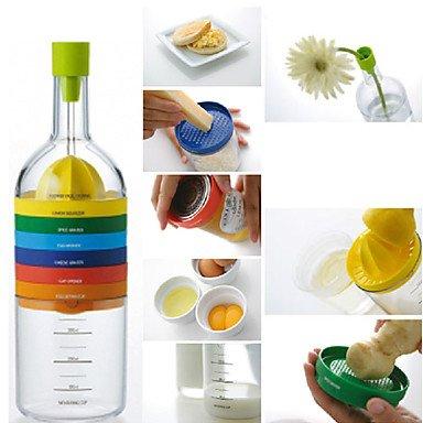JJE 8-In-1 Bottle Kitchen Tools Set